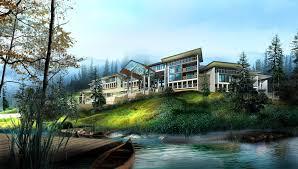 Posh Home Interior Luxury Building With Posh Water Interior 3d Model Max 3ds