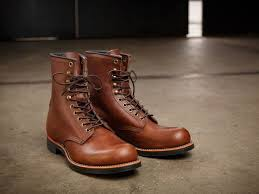s boots brands wing heritage rerelease their 1930s harvester work boot http
