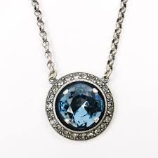swarovski necklace blue stone images La vie parisienne jewelry by catherine popesco collection talich jpg