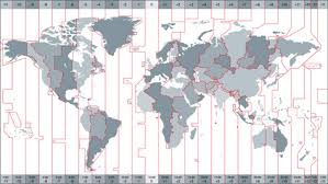 time zone layout eco drive satellite citizen watch premium business