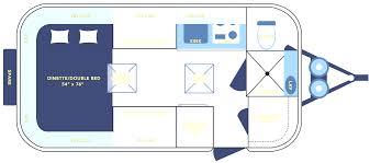 casitas floor plans meze blog pleasing casita trailer plan corglife