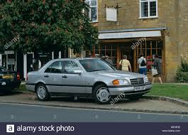 2001 Benz Mercedes Benz C Class 1993 To 2001 W202 Stock Photo Royalty