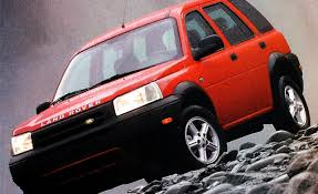 land rover freelander 2005 2002 land rover freelander road test u2013 review u2013 car and driver