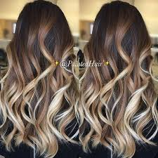 35 visually stimulating ombre hair color for brunettes ombre