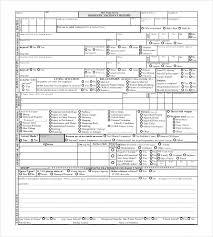 theft report form template sle report template 17 free word pdf documents