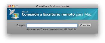 microsoft remote desktop connection pour mac télécharger