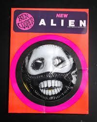ben cooper alien costume 1979 2 warps to neptune
