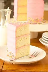 pink vanilla bean birthday cake smells
