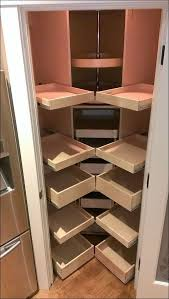 kitchen roll out kitchen drawers cabinet storage ideas wood pull