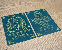 peacock wedding invitations wedding invitations peacock peacock deco wedding invitation