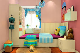 pink girls bedroom with blue pendant lights download 3d house