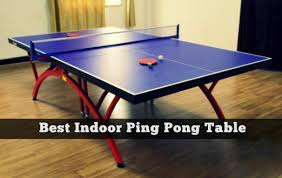 ping pong table tennis best indoor ping pong table reviews 2018 table tennis earth