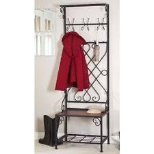 coat rack with shelf ebay