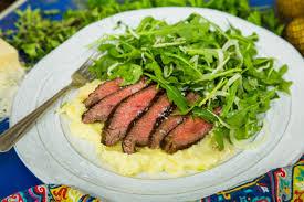 Backyard Gold Recipes Backyard Steak With Yukon Gold Mash Hallmark Channel