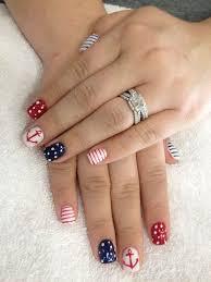 25 best nautical nail art ideas on pinterest nautical nail