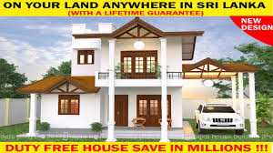 modern home design sri lanka design 9 house plans in sri lanka for small houses lanka house