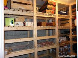 shelves build wooden storage shelves garage build this basement