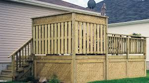 Privacy Walls For Patios by Deck Privacy Wall Open Deck With Privacy Wall For Decks Page Jpg