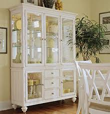China Cabinet In Kitchen American Drew Camden China Cabinet In Buttermilk