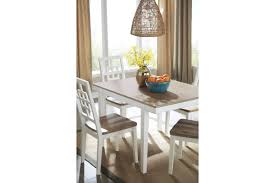 Dining Room Sets 4 Chairs Brovada Dining Table 4 Chairs By Ashley
