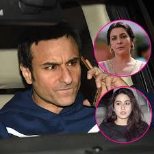 Daughter Nervous An Angry Amrita Singh Blasted Saif Ali Khan For Stating He Was