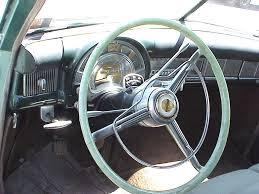 chrysler steering wheel 1951 imperial spotter u0027s guide