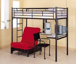 Bunk Bed With Desk And Trundle Bunk Bed With Futon And Desk Trundle Bunk Bed
