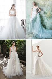 Tulle Wedding Dresses 26 Dreamy Tulle Wedding Dresses Fit For Princess Brides Praise