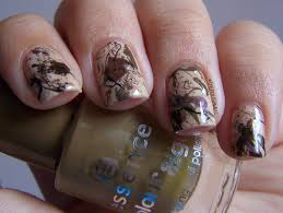 nail ideas fall trends with essence nail art