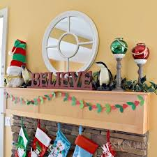 christmas mantel decor christmas mantel decor ideas and green accents