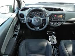 2014 Toyota Yaris Interior 2015 Toyota Yaris Is Economical Sturdy And Fair To Middlin
