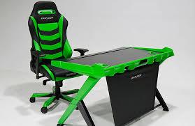 Gamer Desk Chair Dxracer Desk Review Gaming Desk Test
