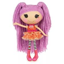 lalaloopsy loopy hair loopy hair peanut big top