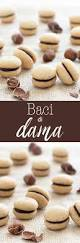 baci di dama italian hazelnut cookies recipe hazelnut