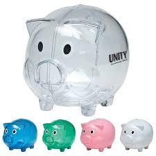 Customized Piggy Bank Customized Plastic Piggy Bank Promotional Plastic Piggy Bank