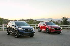 crb honda 2017 honda cr v vs 2017 mazda cx 5 comparison