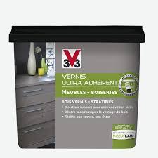 vernis cuisine peinture meuble de cuisine v33 ultra adhérent 7 couleurs frais