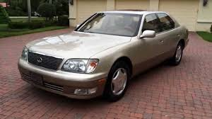 lexus ls phoenix sold 1998 lexus ls400 sedan for sale by autohaus of naples