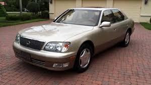 2004 lexus ls430 hp sold 1998 lexus ls400 sedan for sale by autohaus of naples