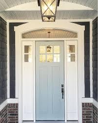 grey front door paint color benjamin moore wedge shingle are