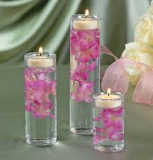4 3 glass cylinder set tealight candle holders wedding table