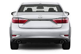 lexus rear bumper 2014 lexus es350 reviews and rating motor trend