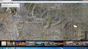 Los Angeles California Google Maps by Monterey Park California Map