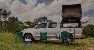Land Cruiser Aluminium Canopy rhinoman home