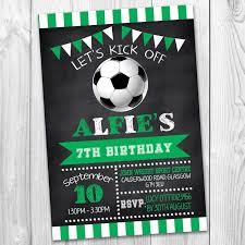 23 best kids invites images on pinterest football invitations