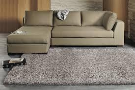 ultra thick super soft shag rug warm grey 290x200cm hagglehuge