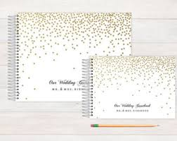 wedding register book rustic floral wedding guest book wedding guestbook custom