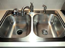 Unclog Kitchen Sink With Disposal Breathtaking How To Unclog Kitchen Sink Image Titled Restore Water