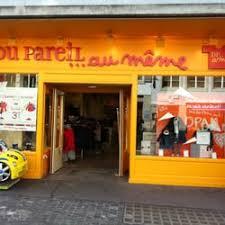 Du Pareil Au Meme - du pareil au même children s clothing rennweg 9 kreis 1 zürich