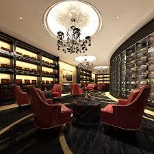 luxury cigars room 3d model cgtrader